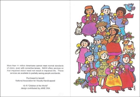 1986 NAVH Children of the World