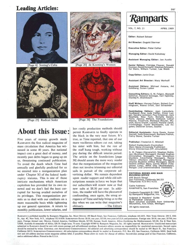 1969 April Editorial Chapter 11