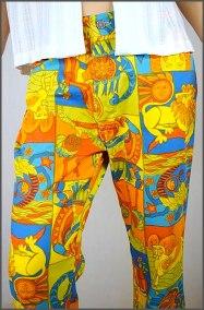 Zodiac Yardage pants