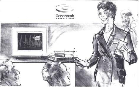 Genentech 1