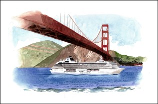 Golden Gate Serenity