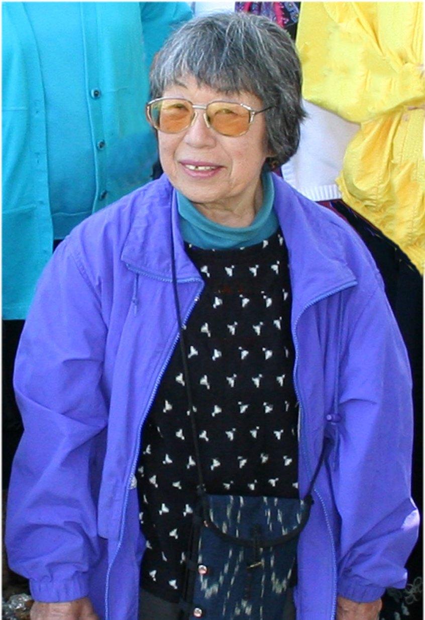 2009 Jane at GG