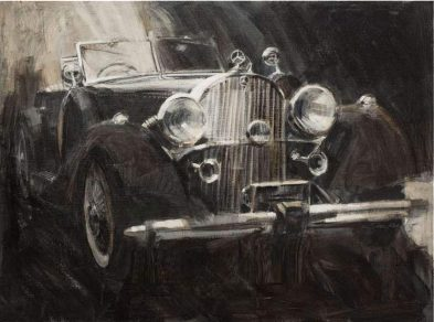 1932 Mercedes