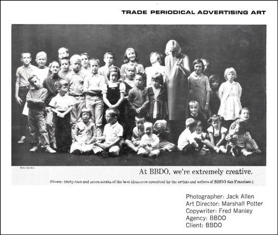 BBDO Client 1964