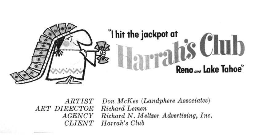 1958 Harrahs