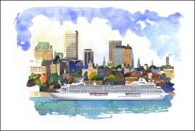 Quebec Serenity