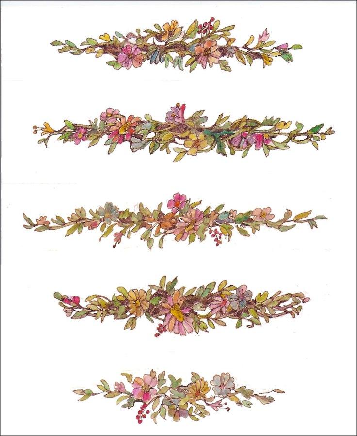 Brevicon florals