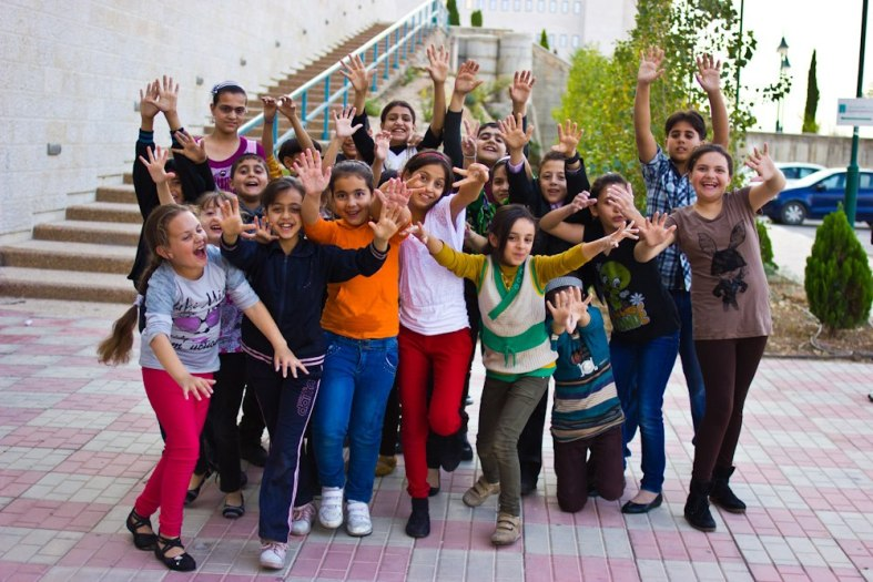 Students in Palestine