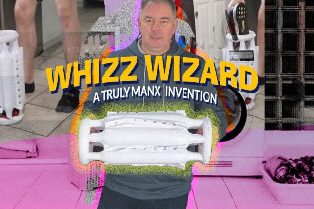 Whizz Wizard, A Truly Manx Invention