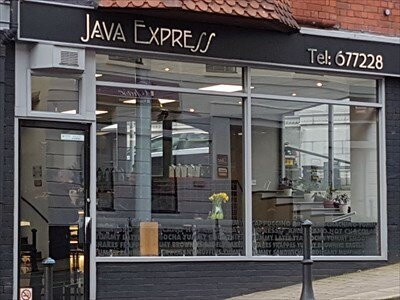 Java Republic customers asked to self isolate.