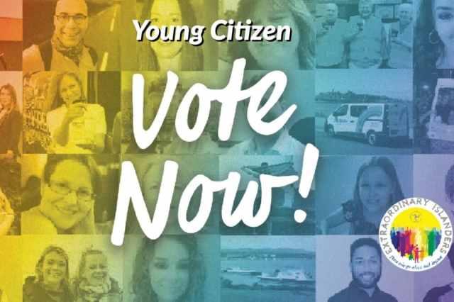 Young Citizen - Extraordinary Islanders Finalists