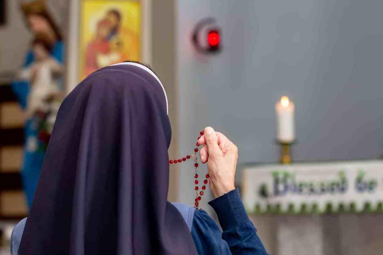 Haben Kloster und Knast Gemeinsamkeiten?