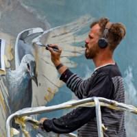 Gott im Pott: Dortmund´s Wandbilder