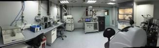 Sala Blanca Nanoelectrónica - evaporación