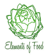 Logo von elements of food