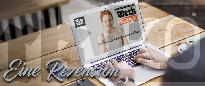 Neues rechtes Magazin auf dem Markt – Der Werk Kodex setzt auf Provokation