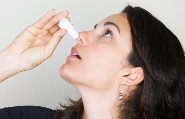 Ich bin satt von meiner Allergie!
