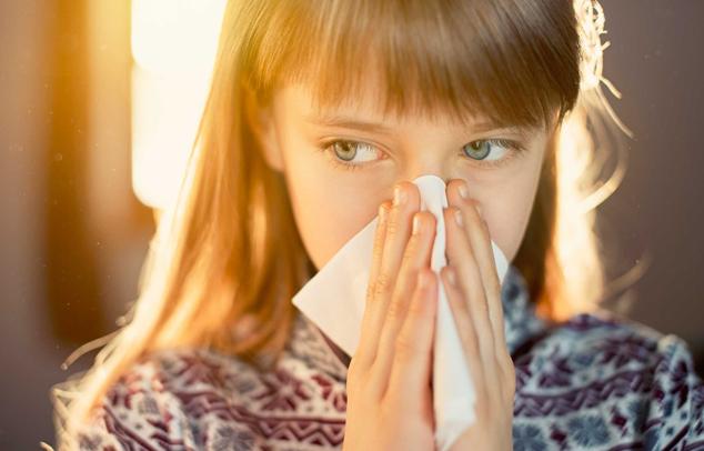 Das Immunsystem reagiert verschieden auf Allergien