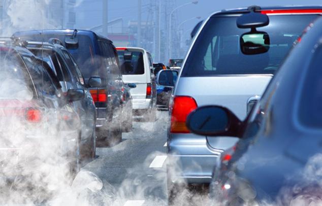Städtischer Smog