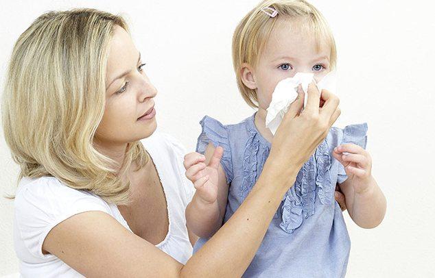 Effektive Nasenschleimentsorgung