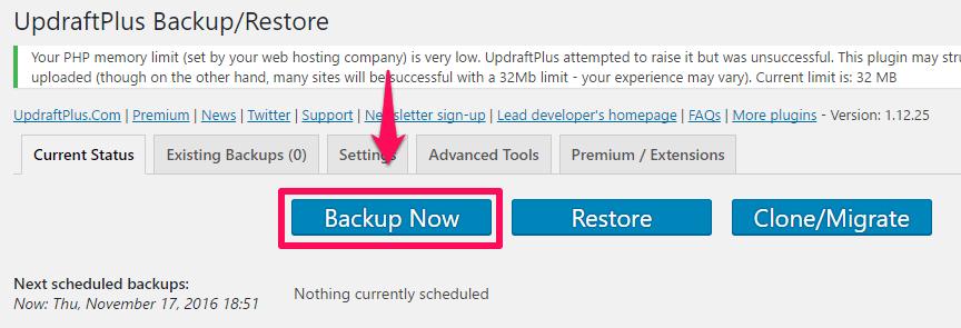 backup-now-updraft-plus