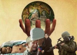 imperialism - zionism