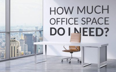 How much office space do you need?
