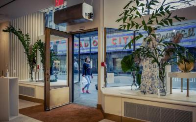 Empty Retail Space Flourishes