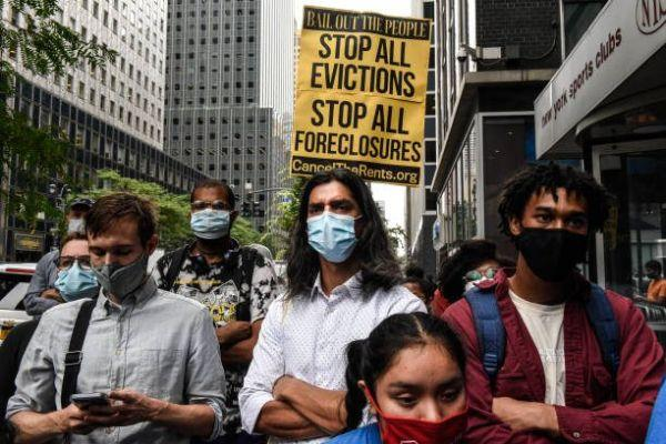 Lawsuit Filed to Contest New York State's Eviction Moratorium