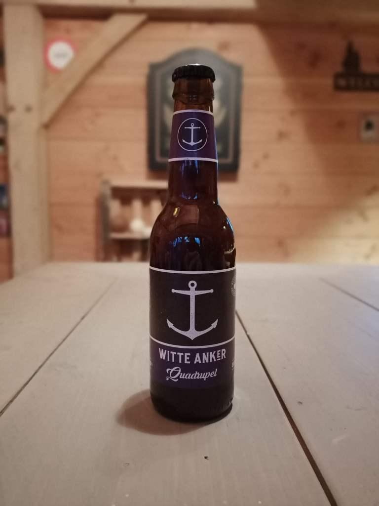 Brouwerij Witte Anker Breda Quadrupel