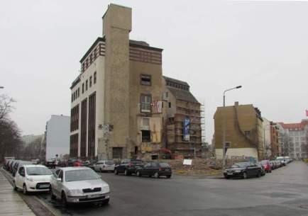 Ehemalige Brauerei Bauer Anfang 2012
