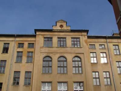 Alte Handelsschule