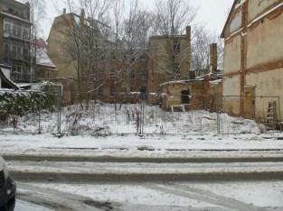 Neue Straße, Februar 2013