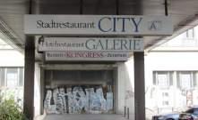 Eingang des Astoria