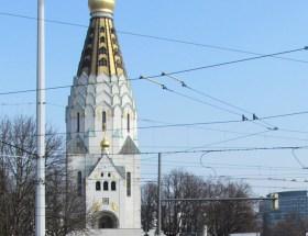 Kirche ohne Sachsen