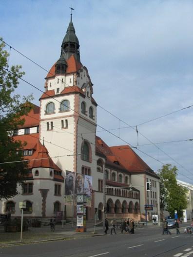 Kongreßhalle, Pfaffendorfer Straße
