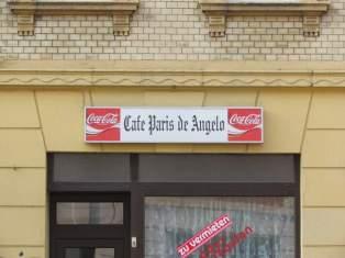 Café Paris de Angelo