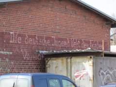 Die deutsche Jugend liebt den Frieden