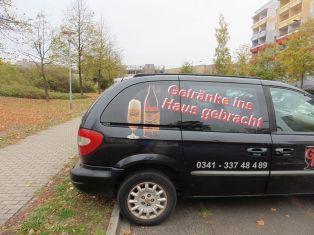 German Pils in Grünau, Oktober 2018