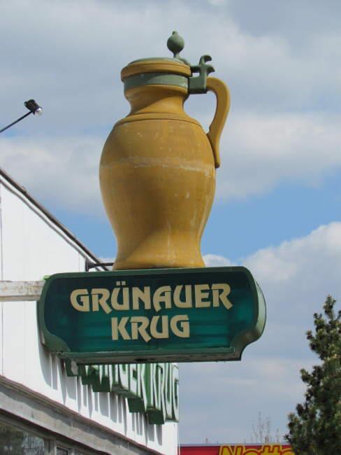 Gaststätte Grünauer Krug