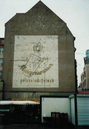 Petersstraße in den 1990ern