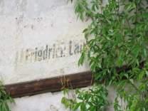 Friedrich Laube (?)
