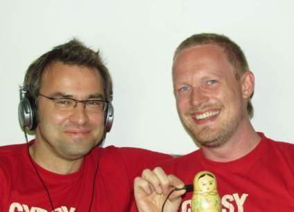 DJ Boureni und DJ Ca.Lo