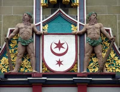 Wappen von Halle