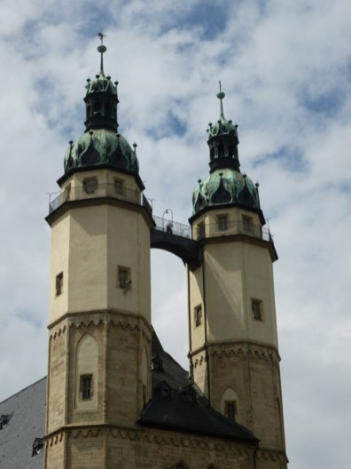 In Halle