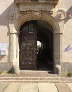 Finanzamt (Leihhaus), Seiteneingang