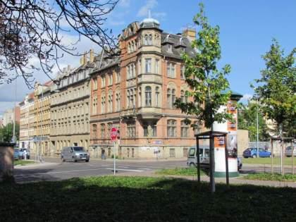 Ehem. Rathaus Volkmarsdorf