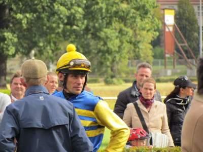 Zweifacher Sieger Alexander Pietsch