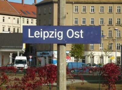 S-Bahnhof Leipzig-Ost