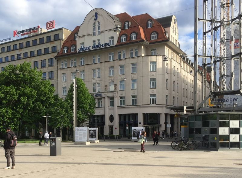 Park-Hotel (Mai 2021)